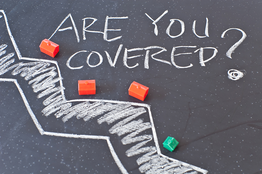 Will your homeowner's policy actually insure your home?