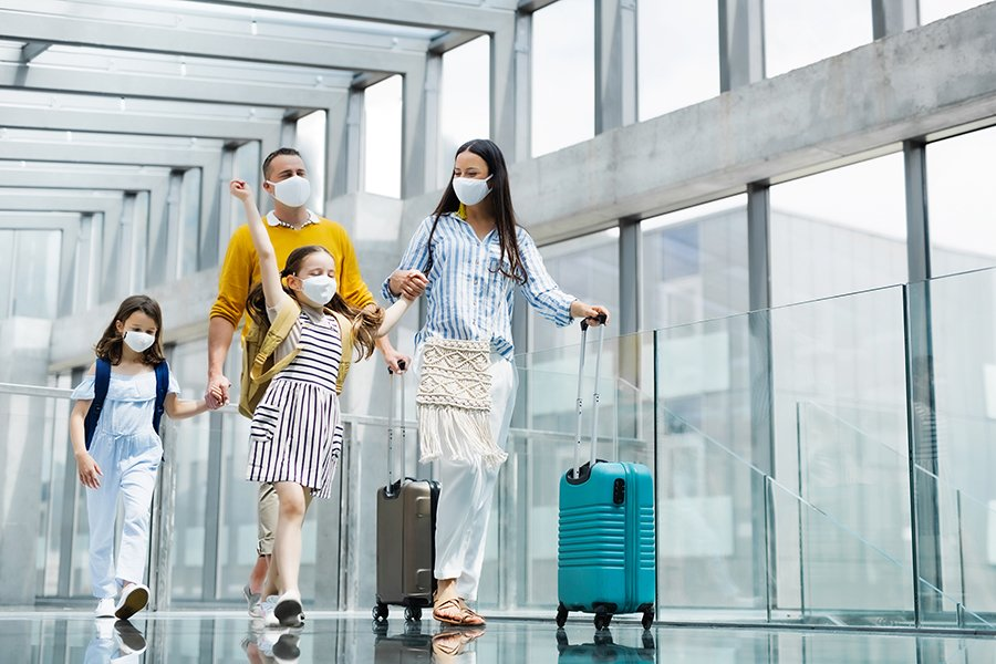 Travel Edition 2021: Traveling With Confidence