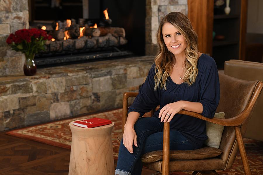Meet Trista Sutter: 3 tips for a better life