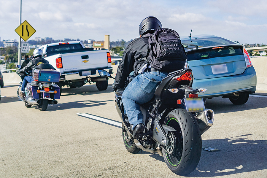 For Your Safety: Keeping Motorcyclists Safe