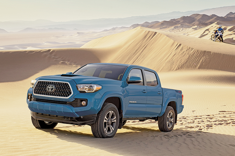 Road Review: Favorite mid-size truck: Toyota Tacoma
