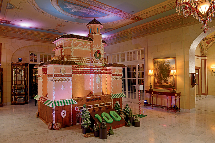 Hallmark Holiday Hotels