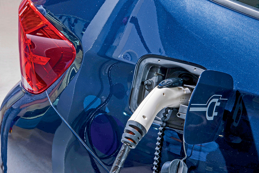Driving the Future: Charging Forward with Electric Vehicles