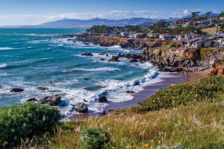 Three Days In: San Luis Obispo County