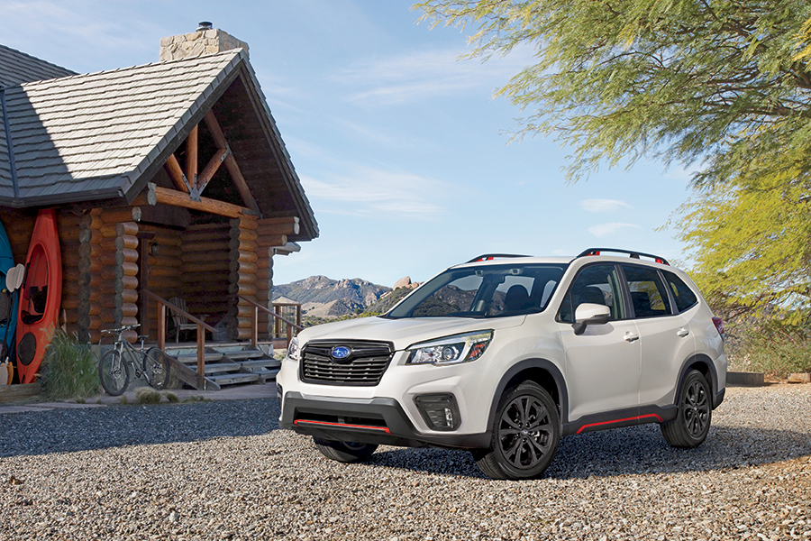 Road Review It S A Small Suv World