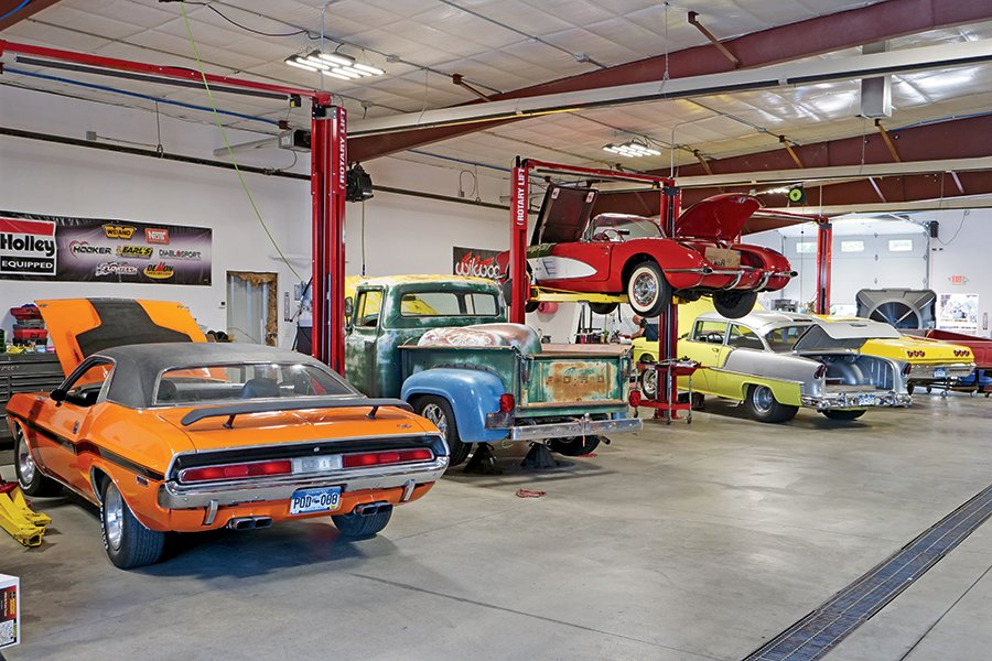 All Things Automotive: Hot Rod Heaven