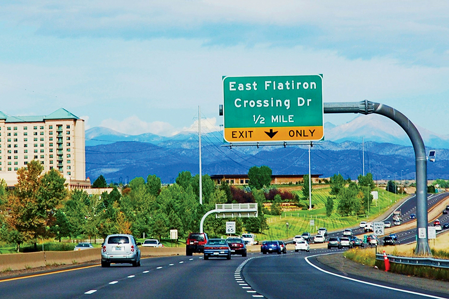 COVID-19 infects Colorado's highways