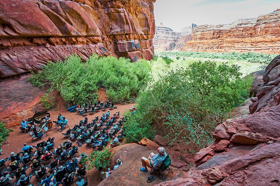 Feel the Rhythm of Moab