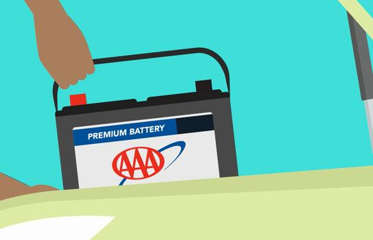 aaa mobile battery service review