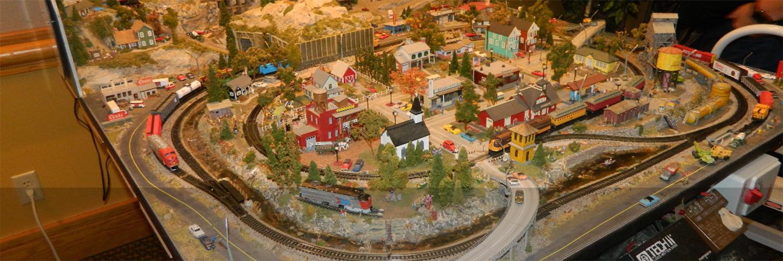 BMRC Model Railroad Exposition