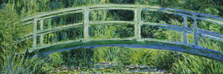 Claude Monet: The Truth of Nature Exhibit