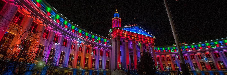 9NEWS Parade of Lights