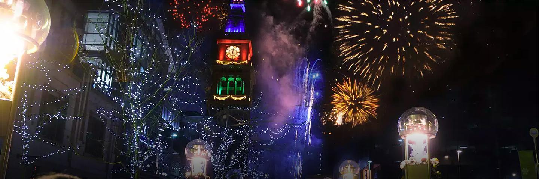 Denver New Year's Eve Fireworks