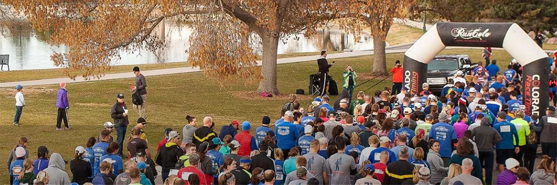 Denver Veterans Day Virtual Run