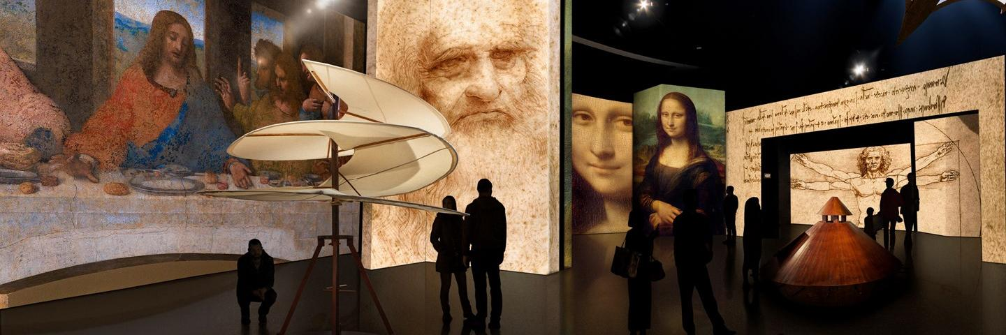 Leonardo da Vinci: 500 Years of Genius