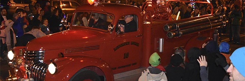country christmas and parade of lights - Colorado Country Christmas