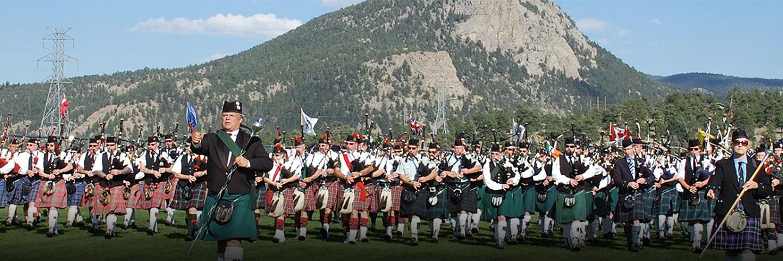 Longs Peak Scottish-Irish Highland Festival
