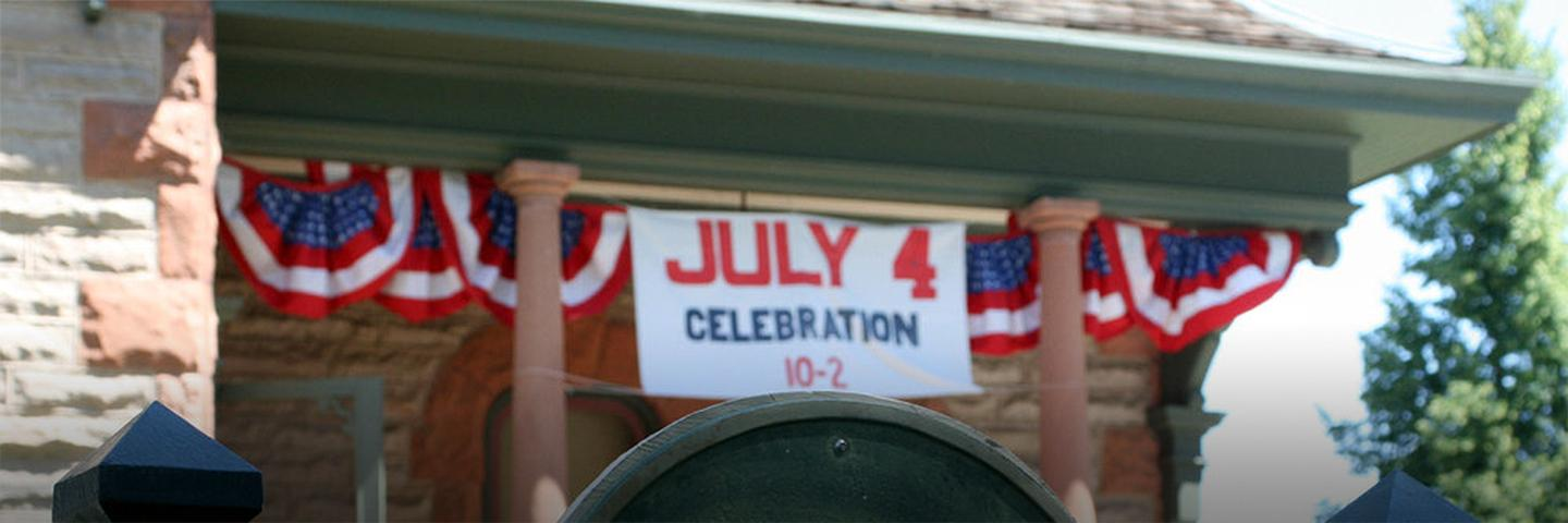 Old-Fashioned Fourth of July at the 1879 Avery House