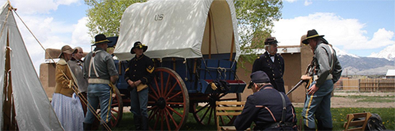 Living History Military Encampment
