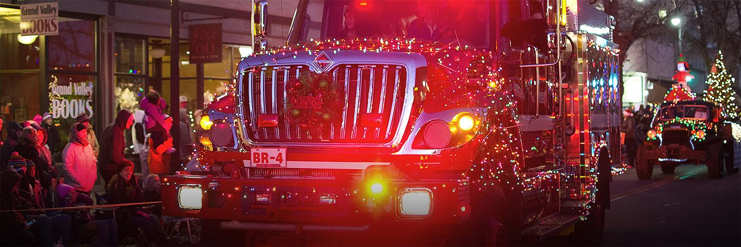 Grand Junction Parade of Lights