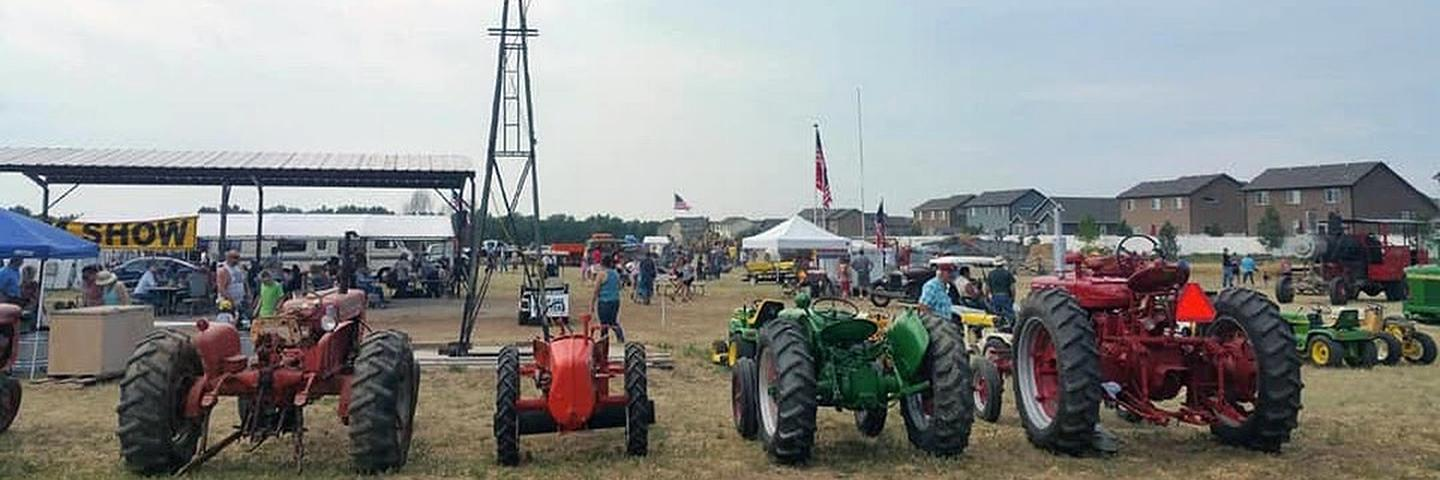 Greeley Old Time Farm Show