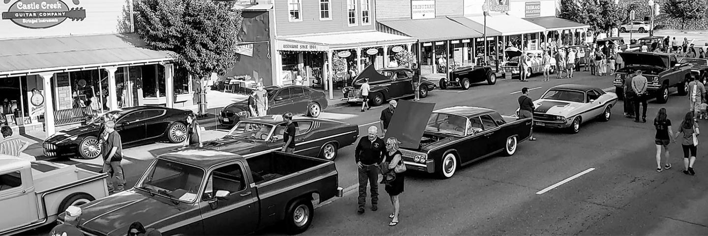 Gunnison Car Show