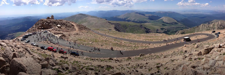 Bob Cook Memorial Mt. Evans Hill Climb