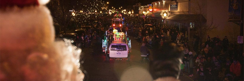 Louisville Parade of Lights