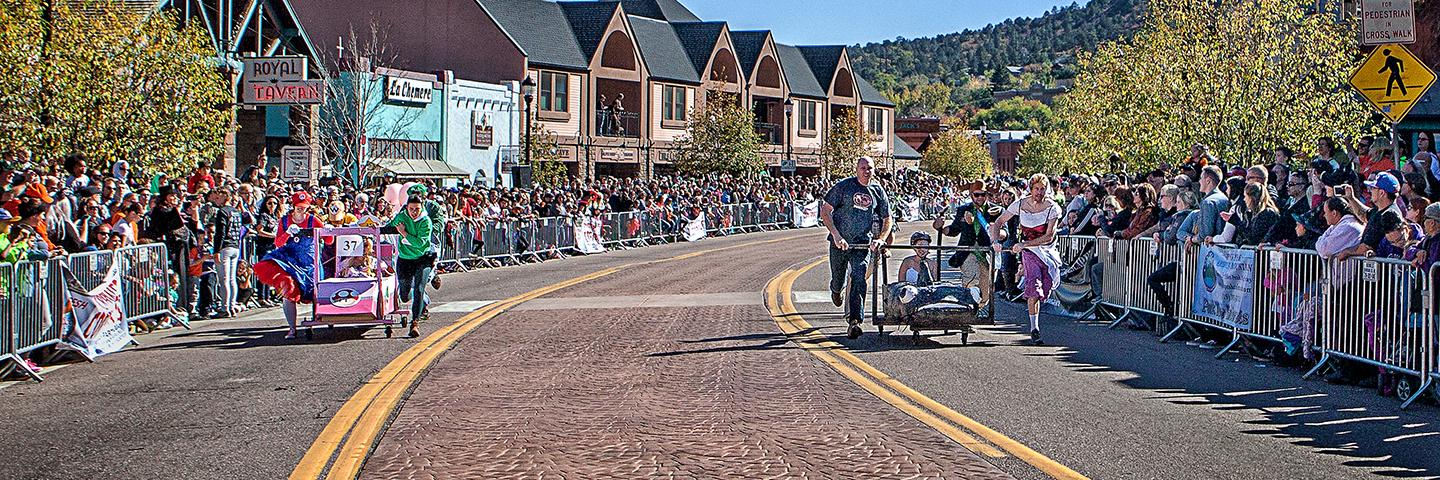 25th Annual Emma Crawford Coffin Race & Parade