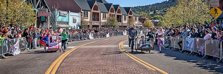 Emma Crawford Coffin Race & Parade