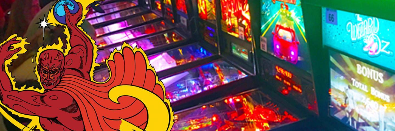 Rocky Mountain Pinball Showdown & Game Room Expo