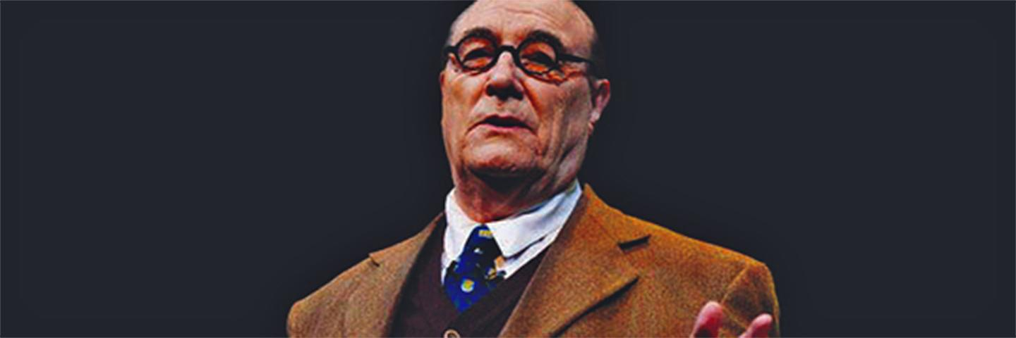 Center Stage presents An Evening with C.S. Lewis