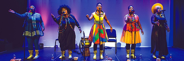 Center Stage presents Nobuntu in Concert