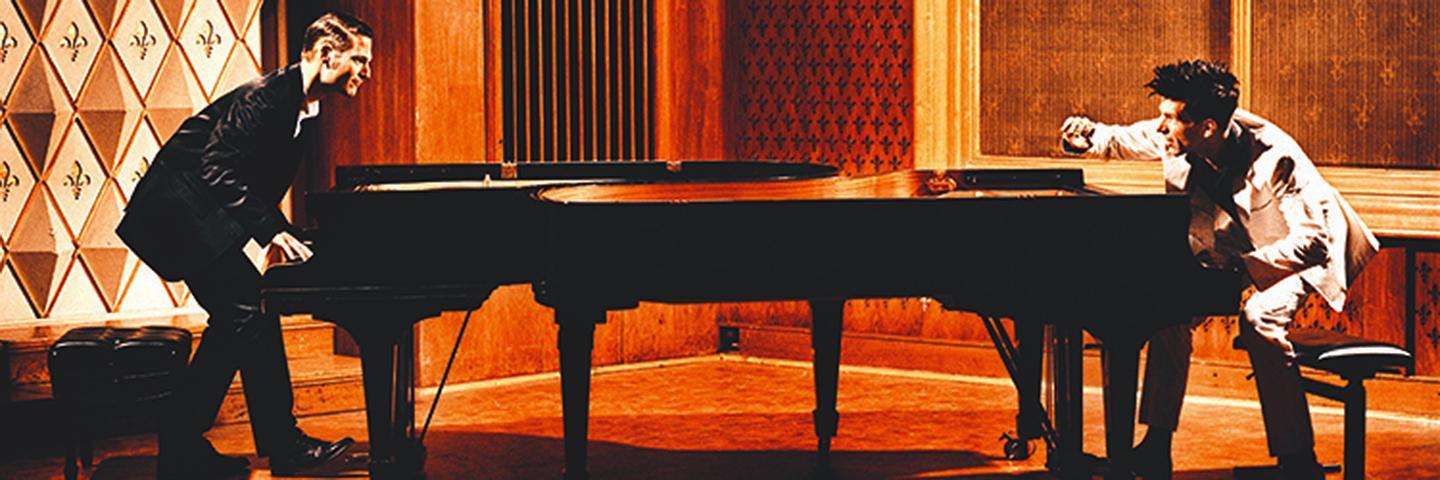 Center Stage presents Piano Battle