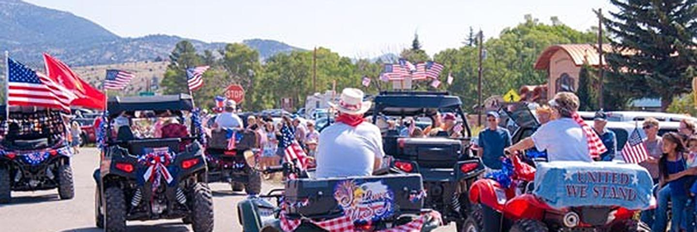 South Fork Independence Day Celebration