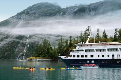 UnCruise Adventures Alaska Cruises