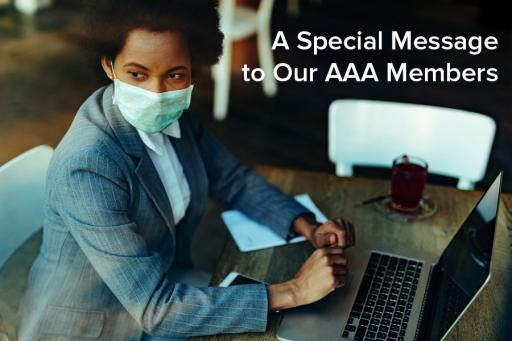 AAA's Continuing Response to COVID-19