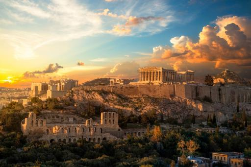 Athens and Aegina Island Culinary Adventure