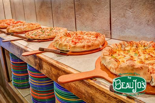 Beau Jo's Pizza