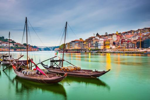 Cruising the Rivers of Portugal
