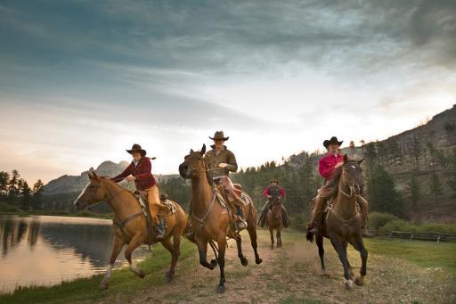 Colorado Dude & Guest Ranch Roundup