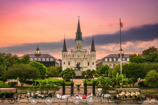 New Orleans Culinary Getaway