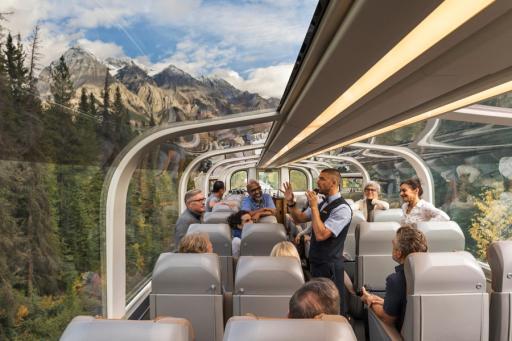 Rockies Rail & Land Journey