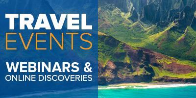 AAA Travel Webinars