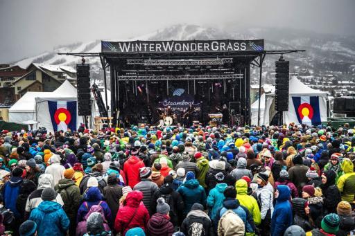 7th Annual WinterWonderGrass Festival